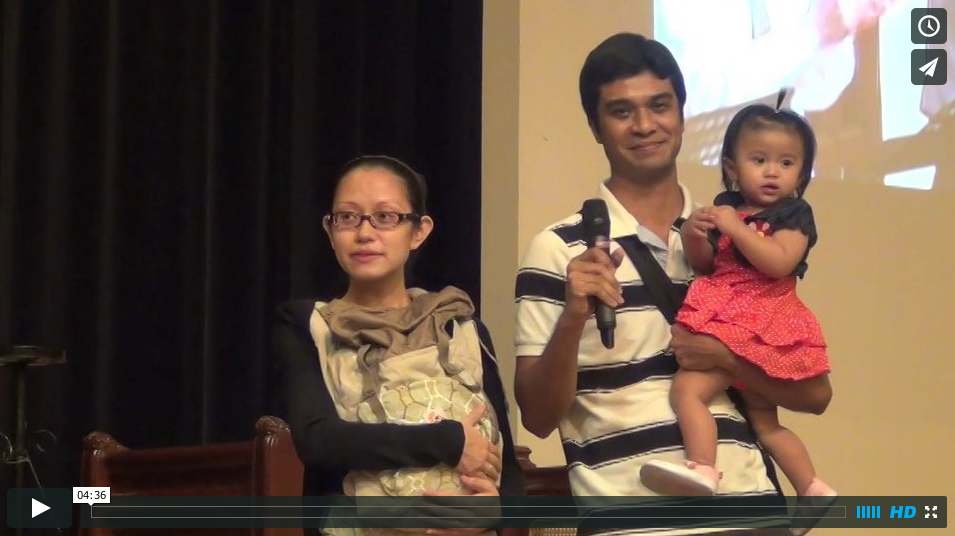 Edgar Danaraj's babies testimony
